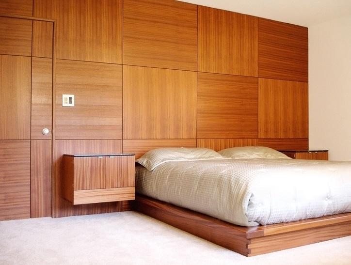 Деревянная обшивка стен