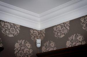 Гипсовый карниз потолка
