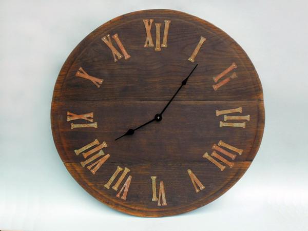 Часы-панно на стену