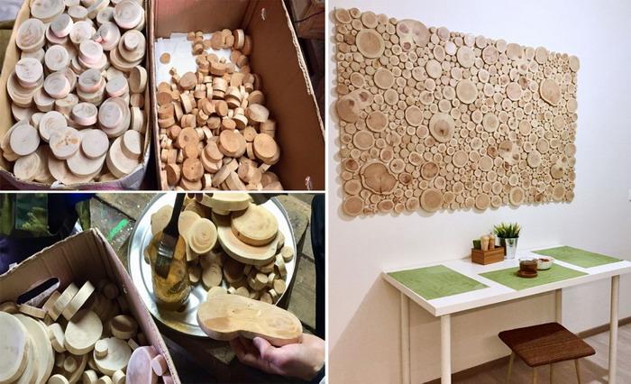 Изготовление панно на стену своими руками