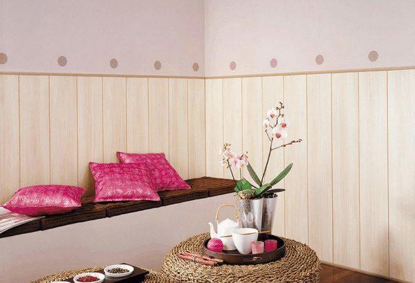 Стеновые панели из поливинилхлорида