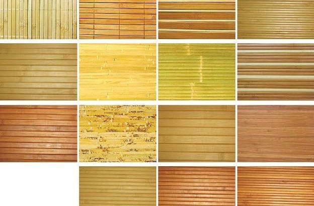 Изготовленные из молодого бамбука 3д-панели не красят, что автоматически относит стройматериал к высокоэкологичным