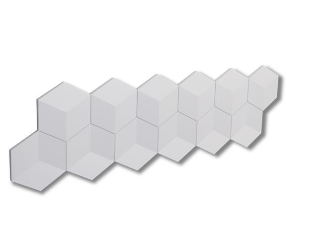 3д панели мозаика