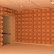 Дизайн с акустическими панелями