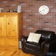 Панели для стен под кирпич для внутренней отделки